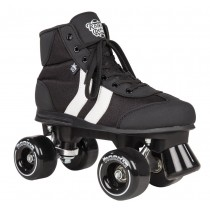 Rookie Rollerskates	Retro V2	Black/White