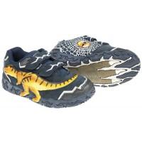 Dinosoles 3D X10 patike T-Rex plitke Plave