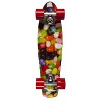 D Street Polyprop Cruiser Jellybean