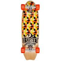 D Street Stubby Cubic