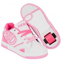Heelys Propel 2.0 White/Hot Pink/Light Pink