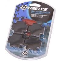 Heelys alat i čepovi za petu za patike sa dva točkića