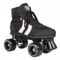 Rookie RollerskatesRetro V2Black/White
