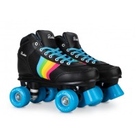 Rookie Rollerskates Forever Rainbow Black/Multi