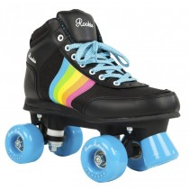 Rookie RollerskatesForever Rainbow  Black/Multi
